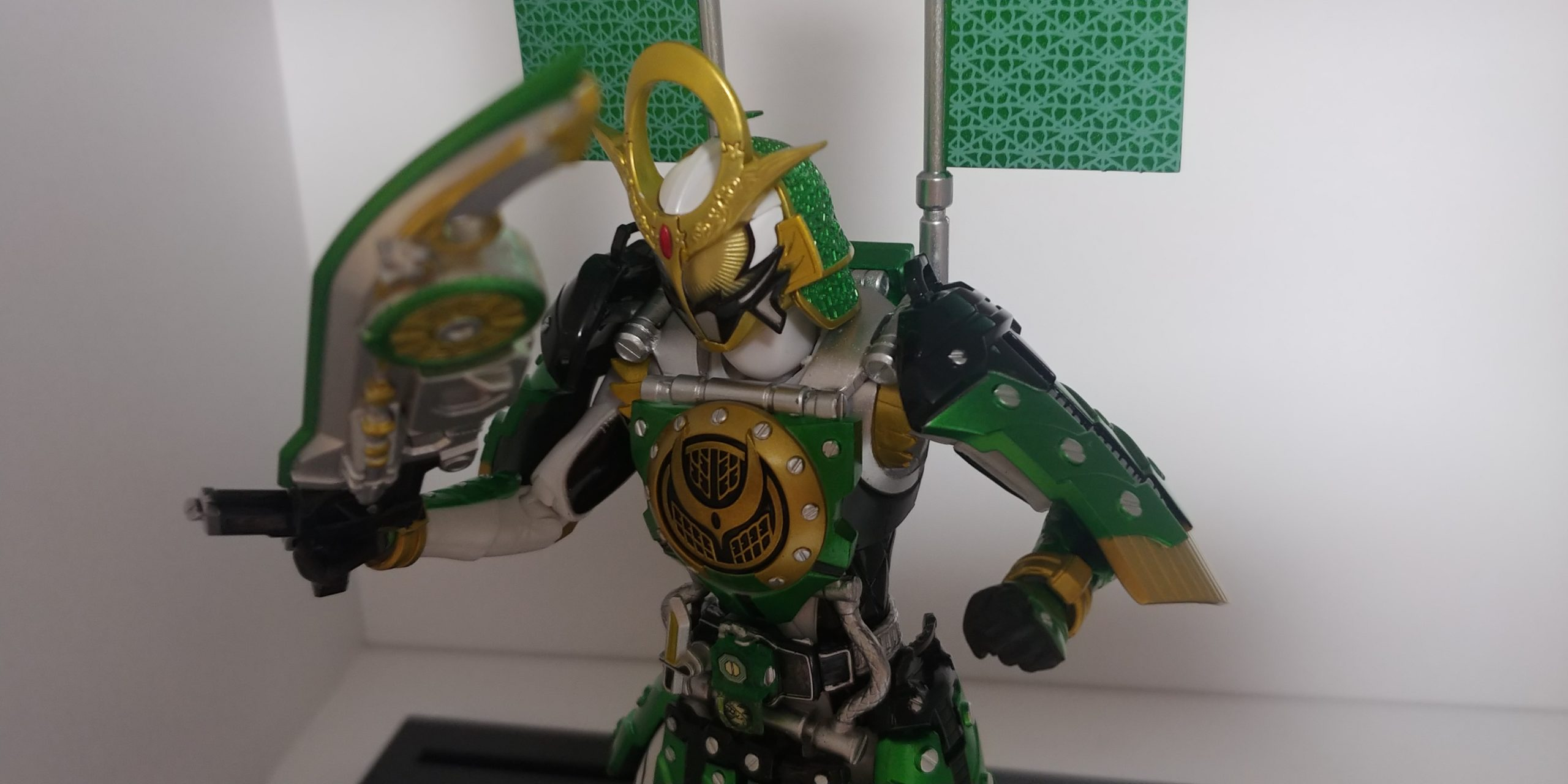 S.H.Figuarts 仮面ライダー斬月 カチドキアームズ レビュー